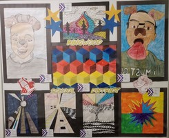 Ryerson Student Art Displays